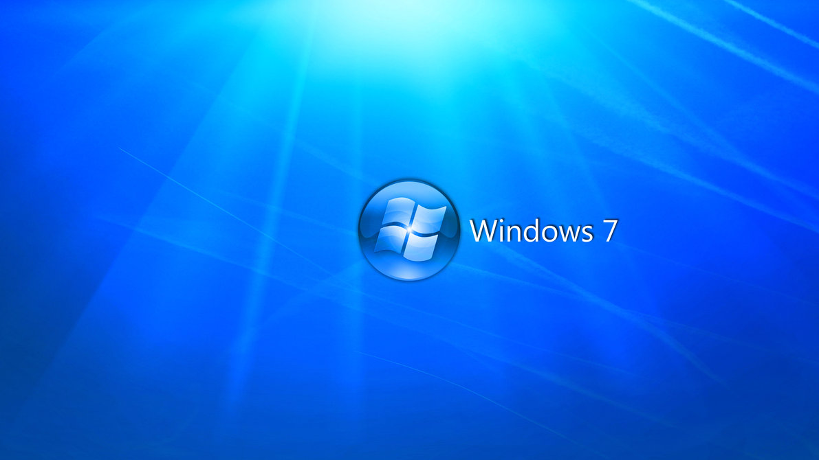 Windows 7 Whacked Wallpaper: Windows 7 Professional Wallpaper