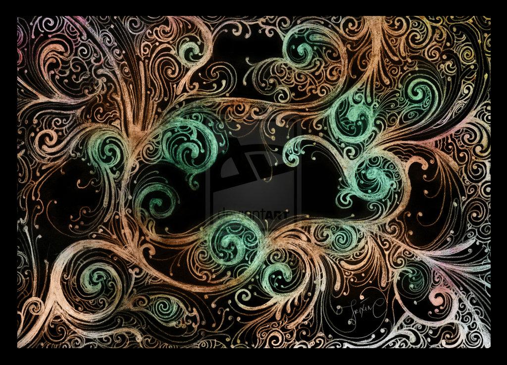 York Wallpaper Boho Chic Wallpapersafari