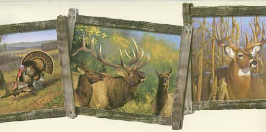 Deer Wallpaper Mural   Wallpaper Border Wallpaper inccom 525x262