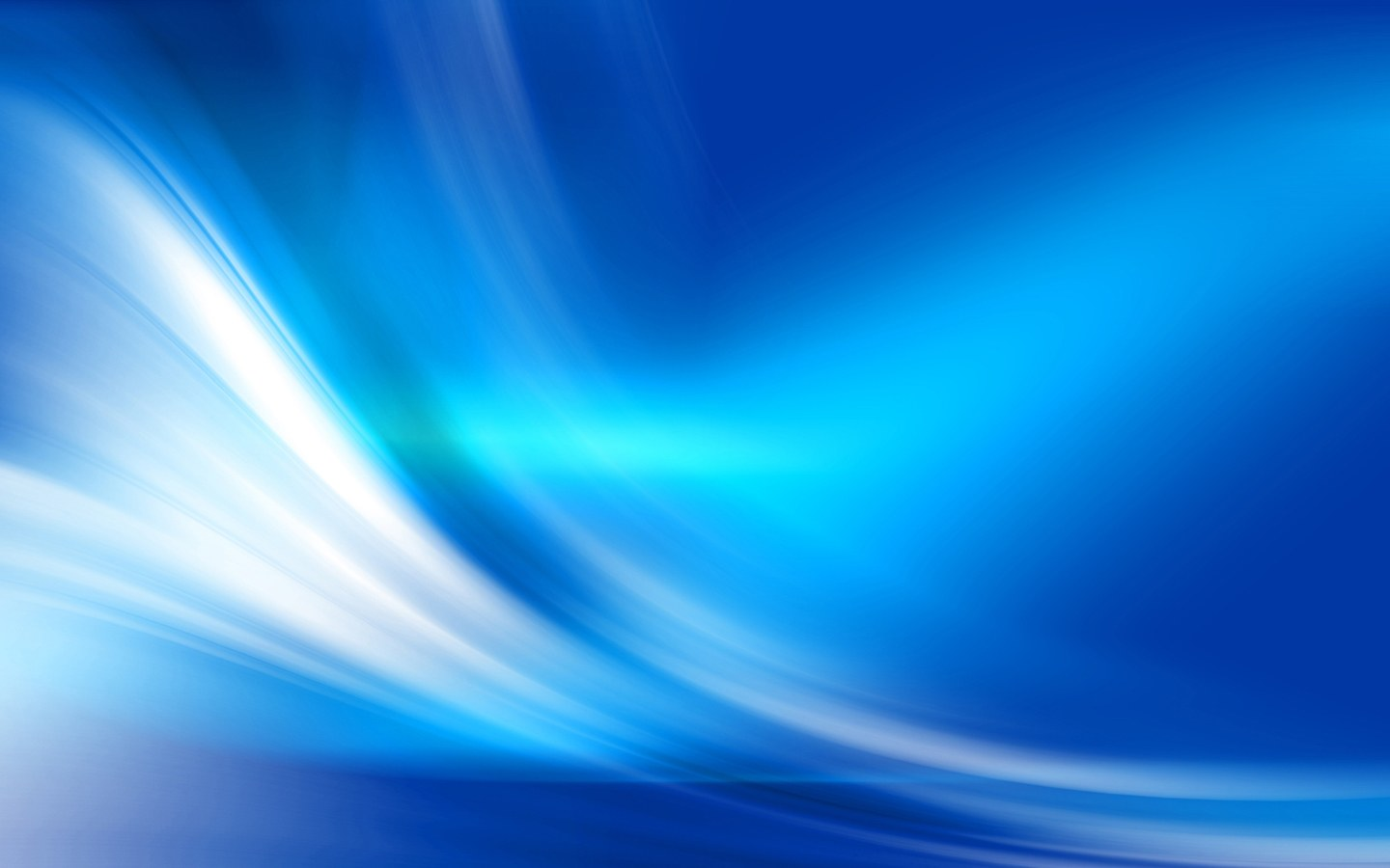 Abstract Light Blue Wallpaper Blue Abstract Light Effect 1440x900