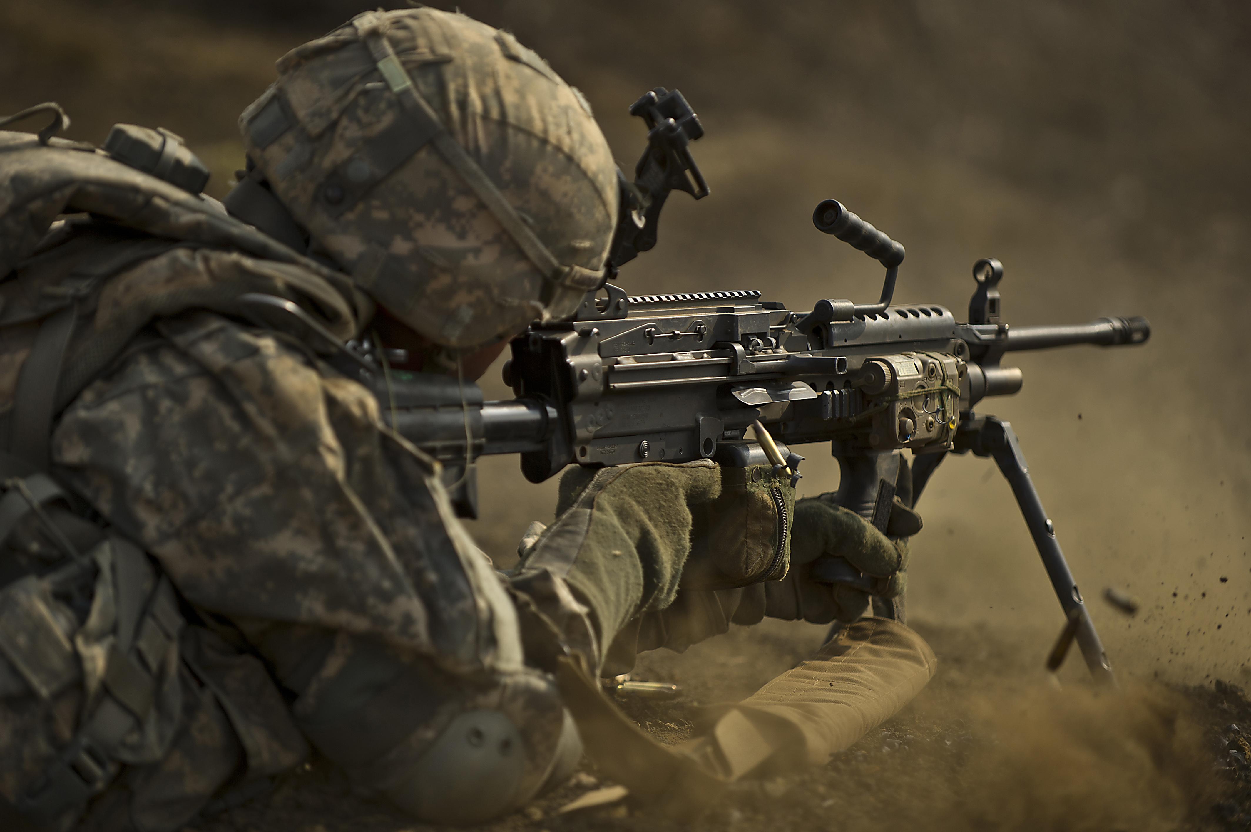 Field Training Hawai Infantry Combat Military Art Wallpaper Krieg War 4256x2832