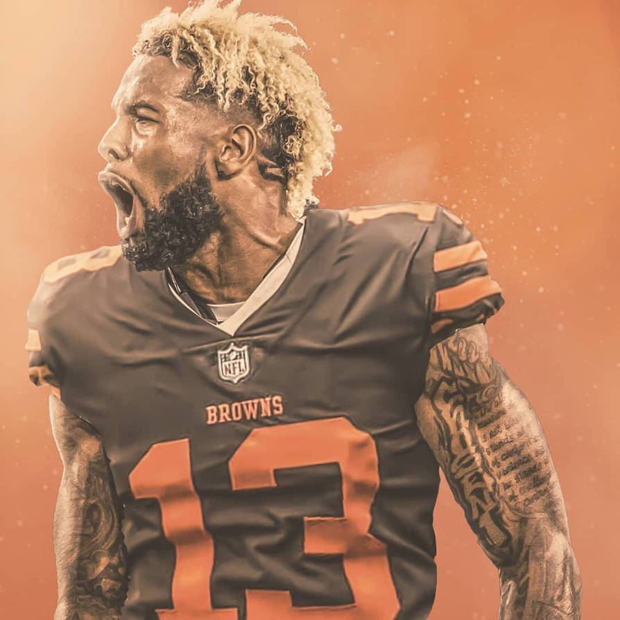 Odell Beckham Jr by OmegaStyles 894x894
