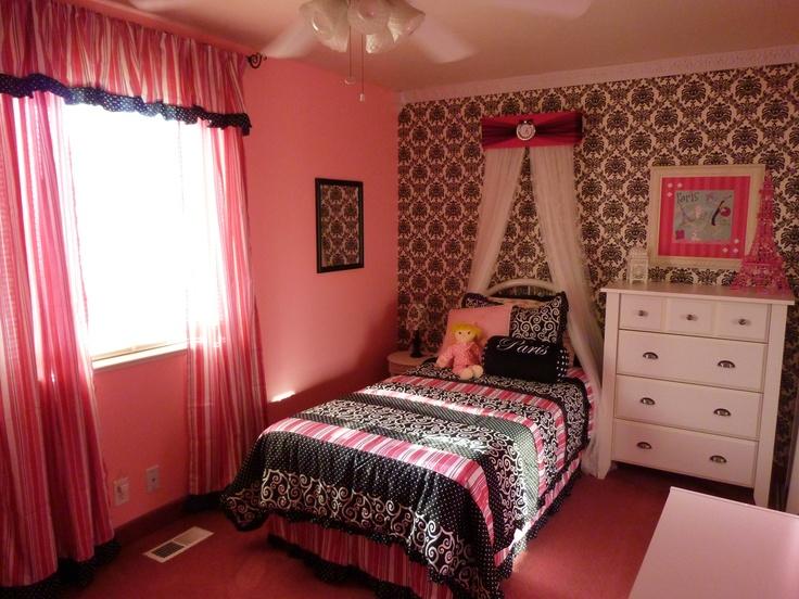 Free download bedrooms bedrooms pink paris theme bedrooms ...