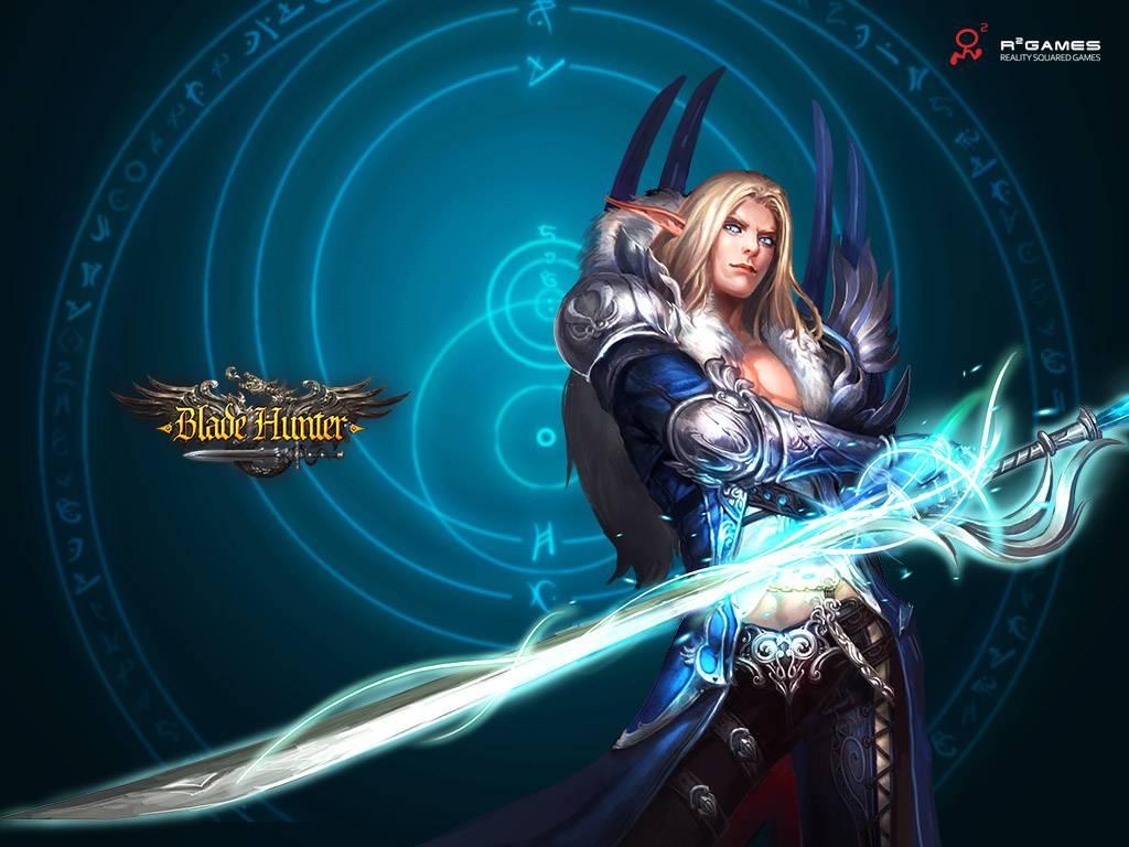 Blade Hunter wallpaper 1 1024x768