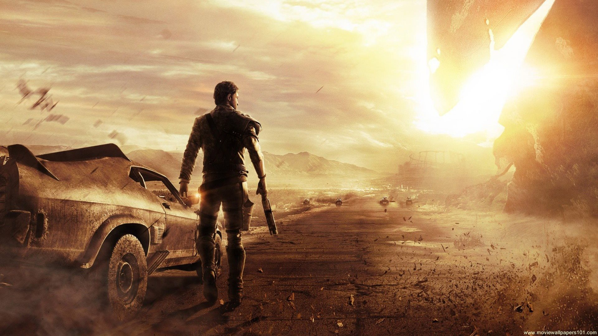 Download Mad Max Fury Road Man Poster HD Wallpaper Search more 1920x1080