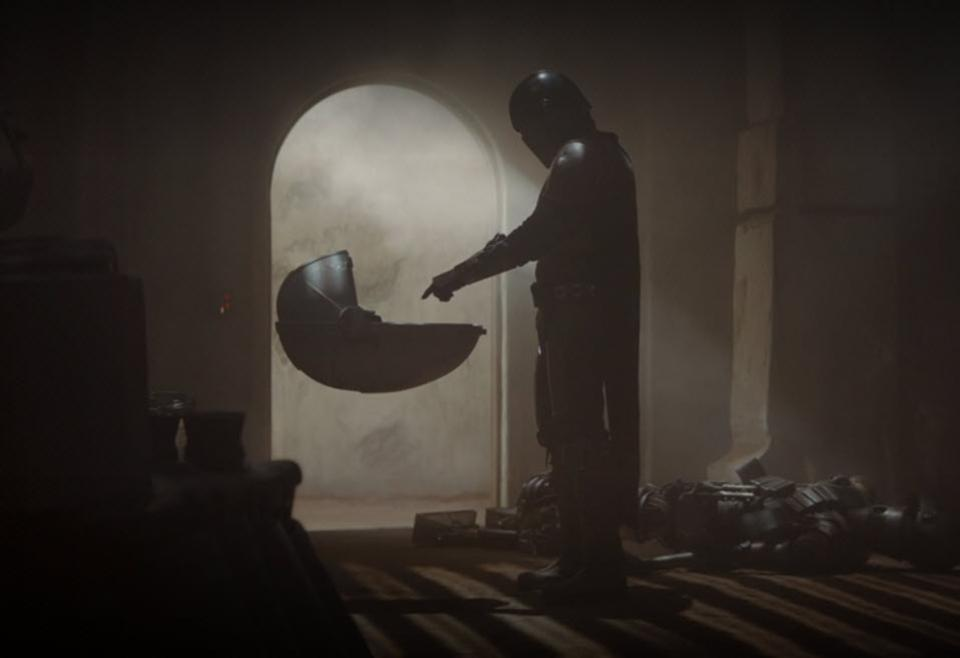 Everyone Loves That Mandalorian Character Were Not Allowed To 960x658