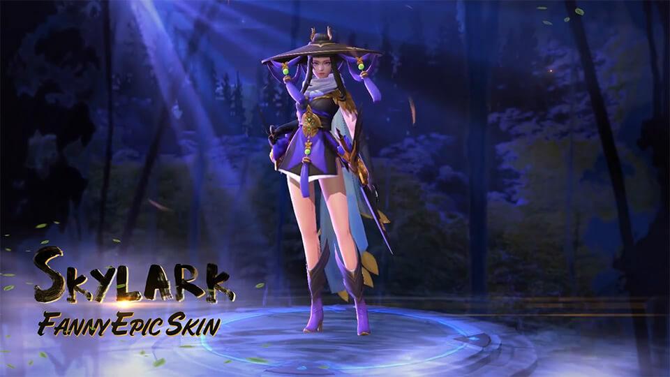 Mobile Legends revealed new Epic skin Fanny Skylark   HTH Gaming 960x540
