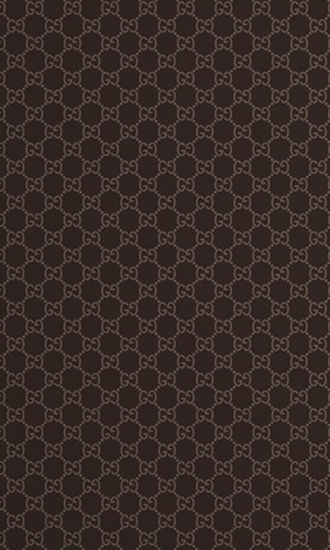 Gucci Pattern Nokia X Wallpapers 480x800