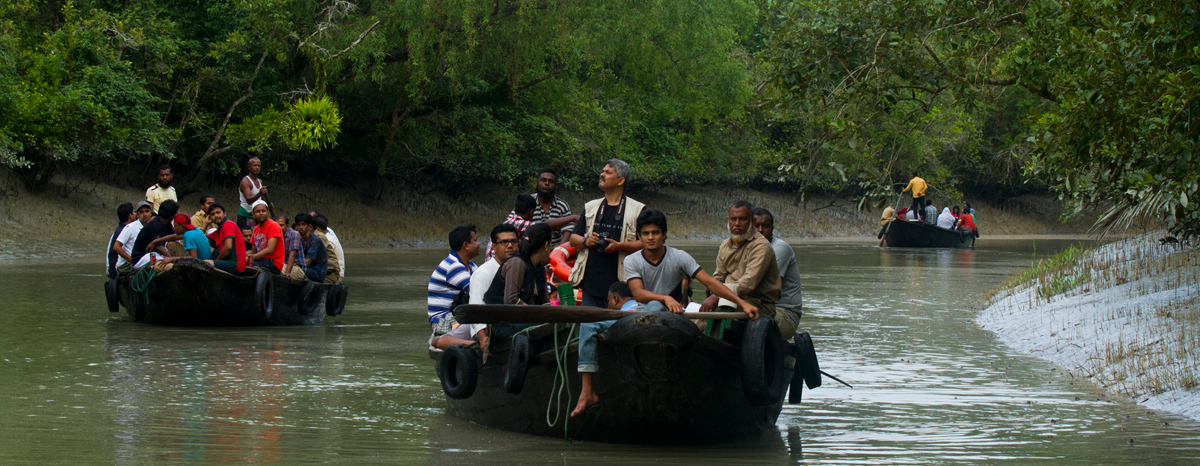 Sundarbans National Park West Bengal India   Sundarbans Tiger Reserve 1200x466