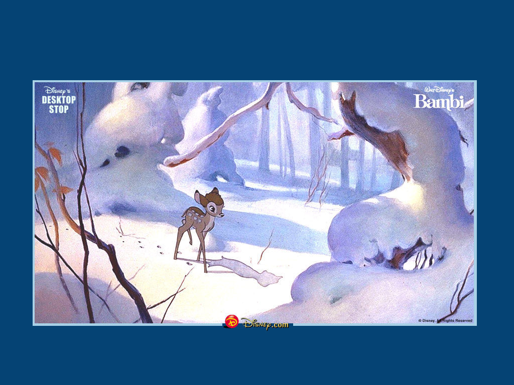 Bambi Wallpaper bambi 2428404 1024 768jpg 1024x768