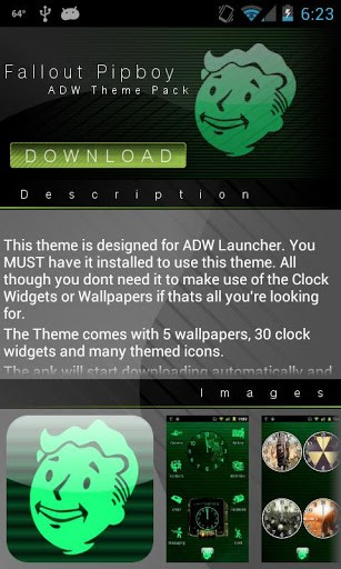 Download Fallout Pip Boy Live Wallpaper For Android Appszoom 307x512