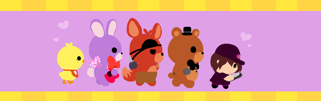 fnaf wallpaper cute wallpapersafari