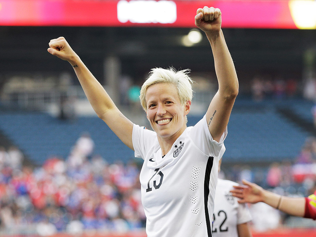 Megan Rapinoe Wallpapers and Background Images   stmednet 1024x768