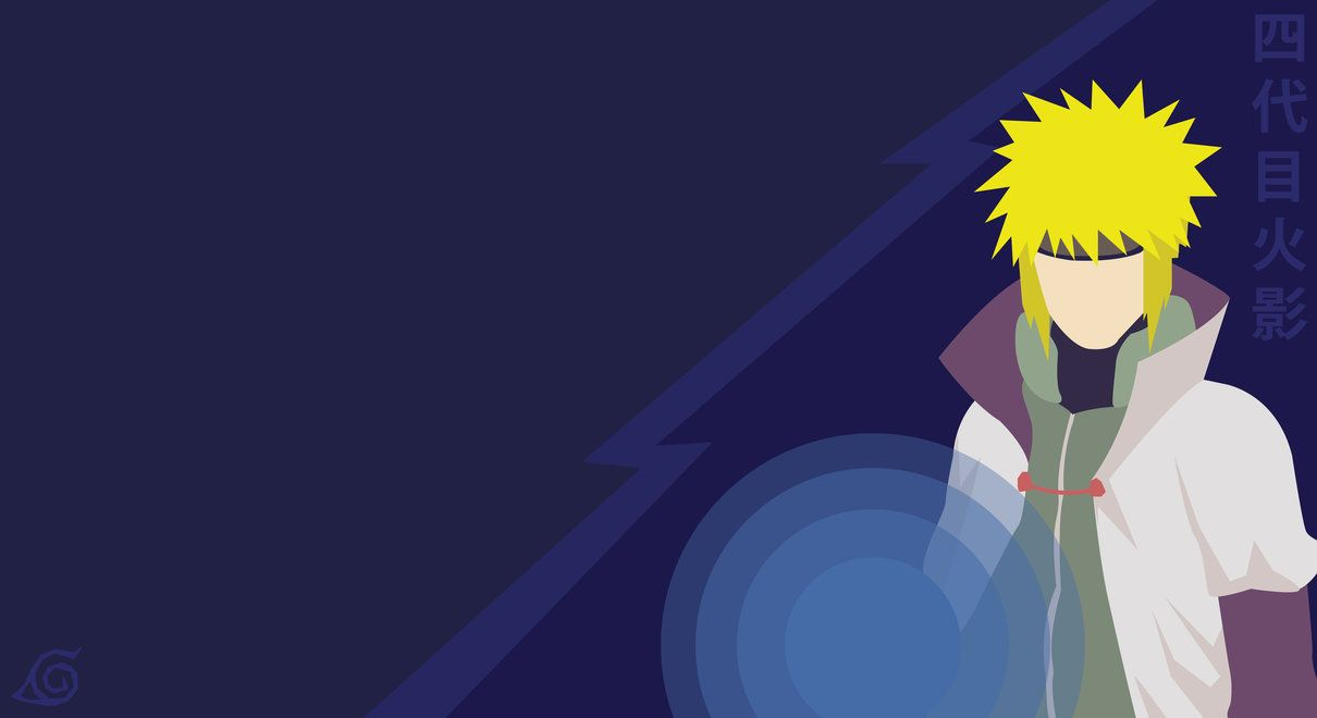 Fourth Hokage Background by PluivantLaChance 1210x660