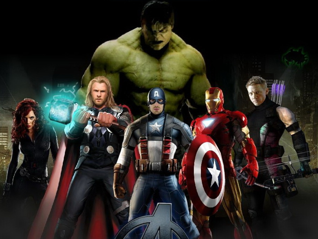 The Avengers 2012   Movie Overview and Wallpapers Hot Wallpapers 1024x768