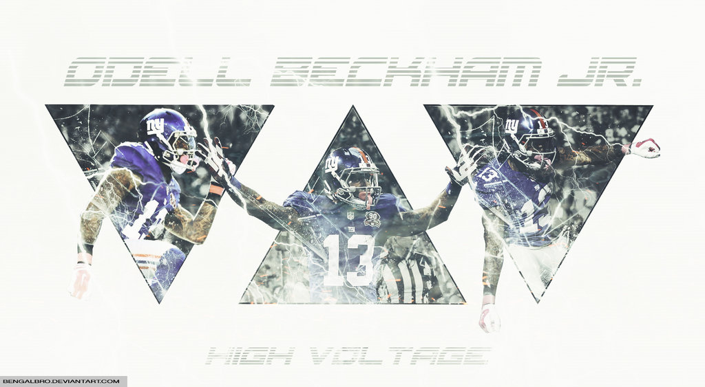 Odell Beckham Jr Wallpaper by bengalbro 1024x563