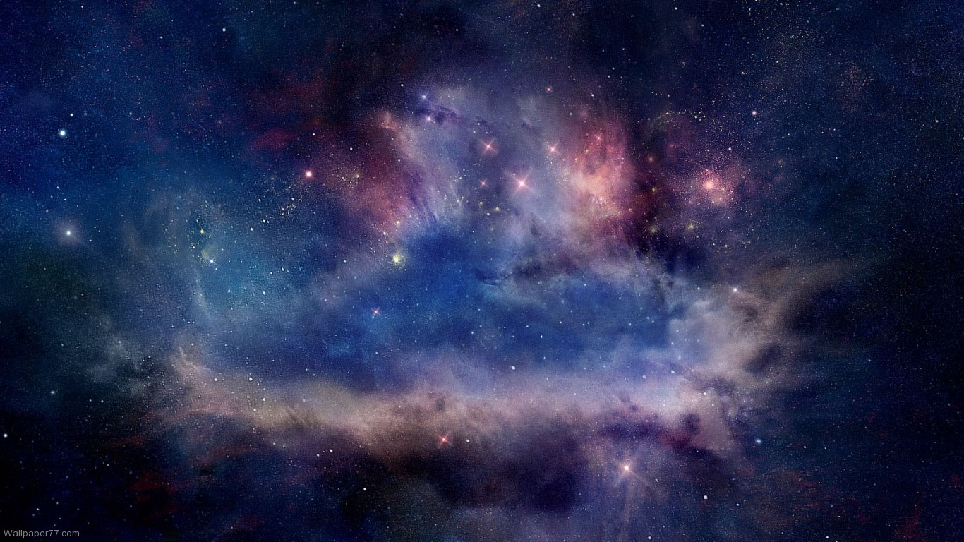 galaxy wallpapers nebula wallpapers space wallpapers 1366x768jpg 1366x768