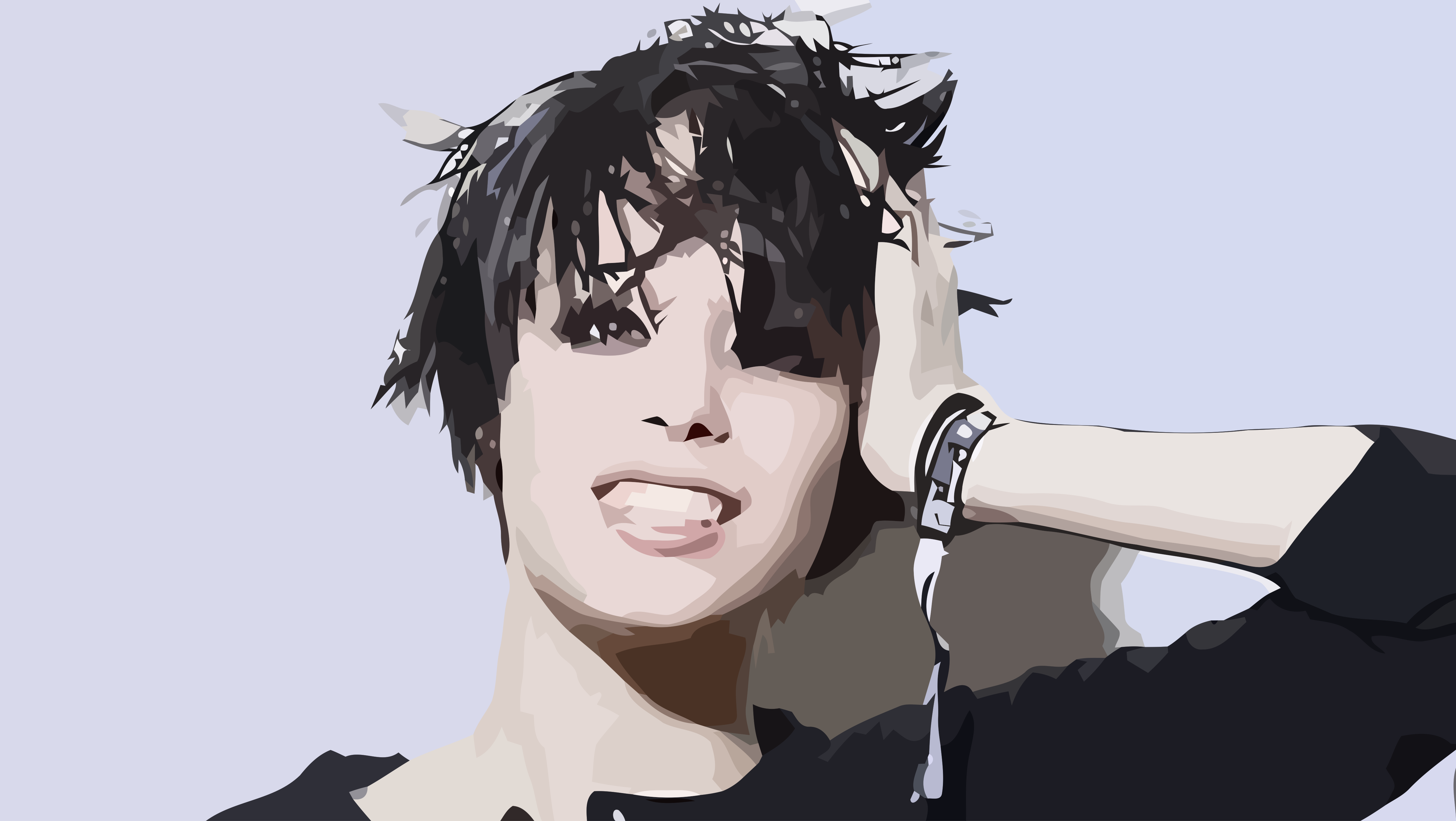 3 Alice Glass HD Wallpapers Backgrounds 5000x2819