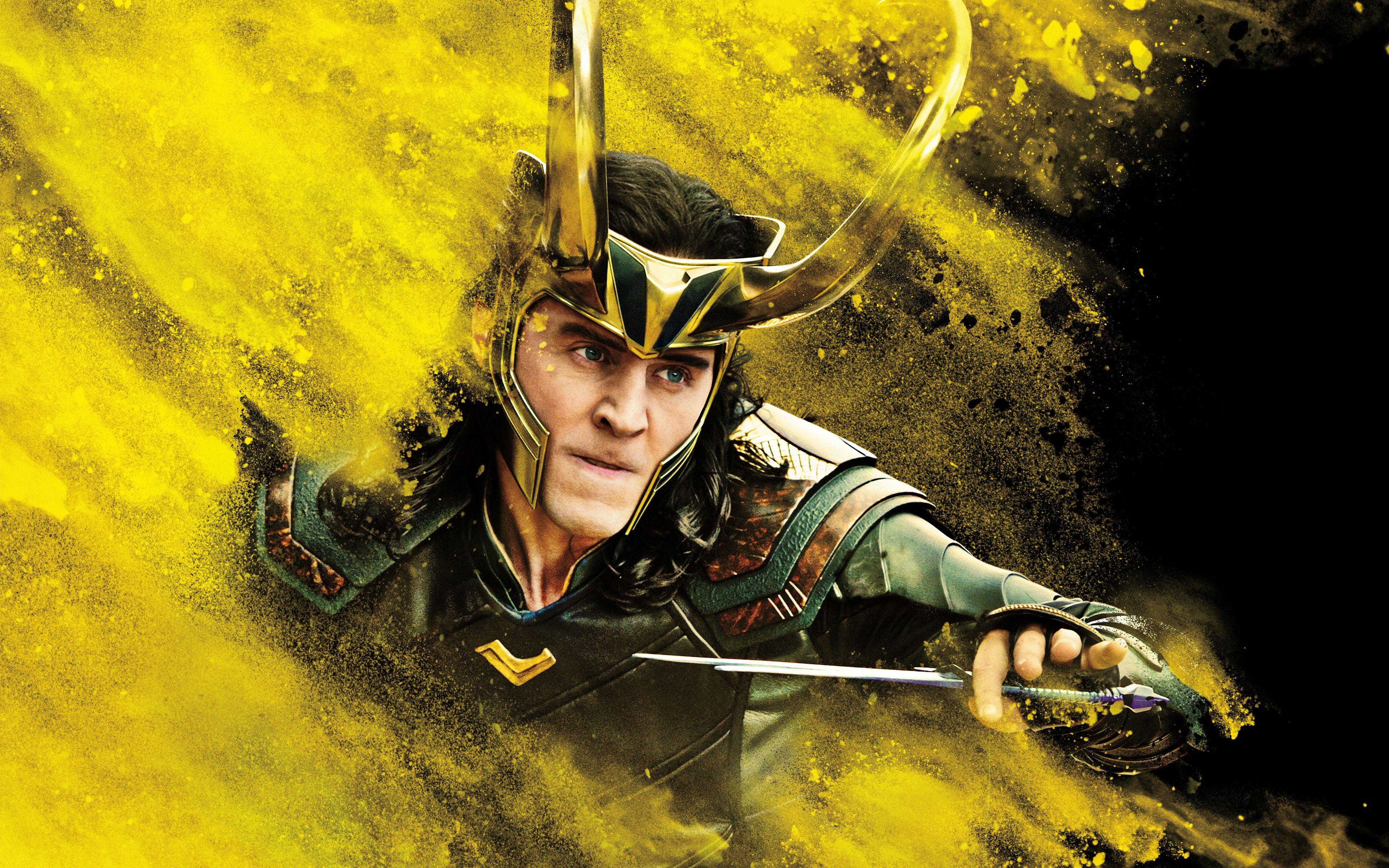 Loki Wallpapers   Top Loki Backgrounds   WallpaperAccess 3840x2400