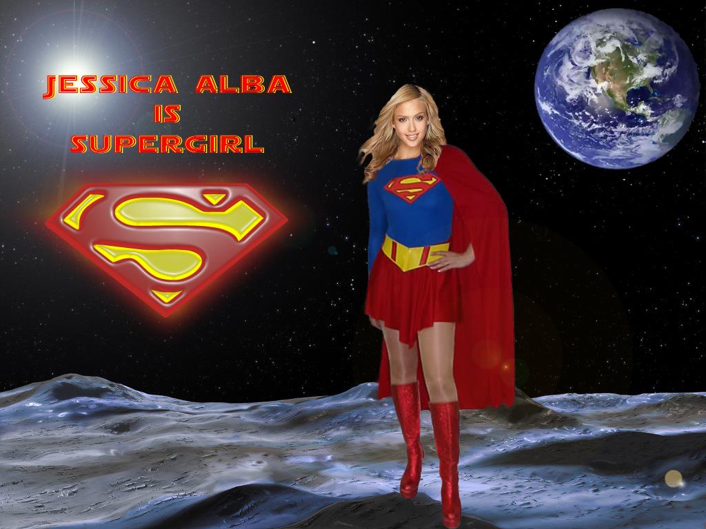Supergirl Wallpaper 2 1024x768