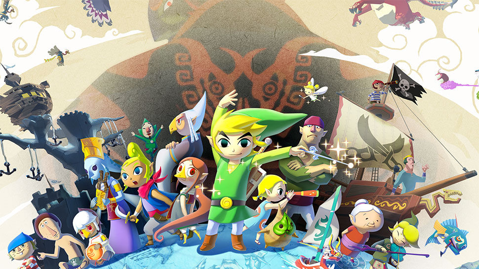 The Legend of Zelda The Wind Waker HD Review 970x546