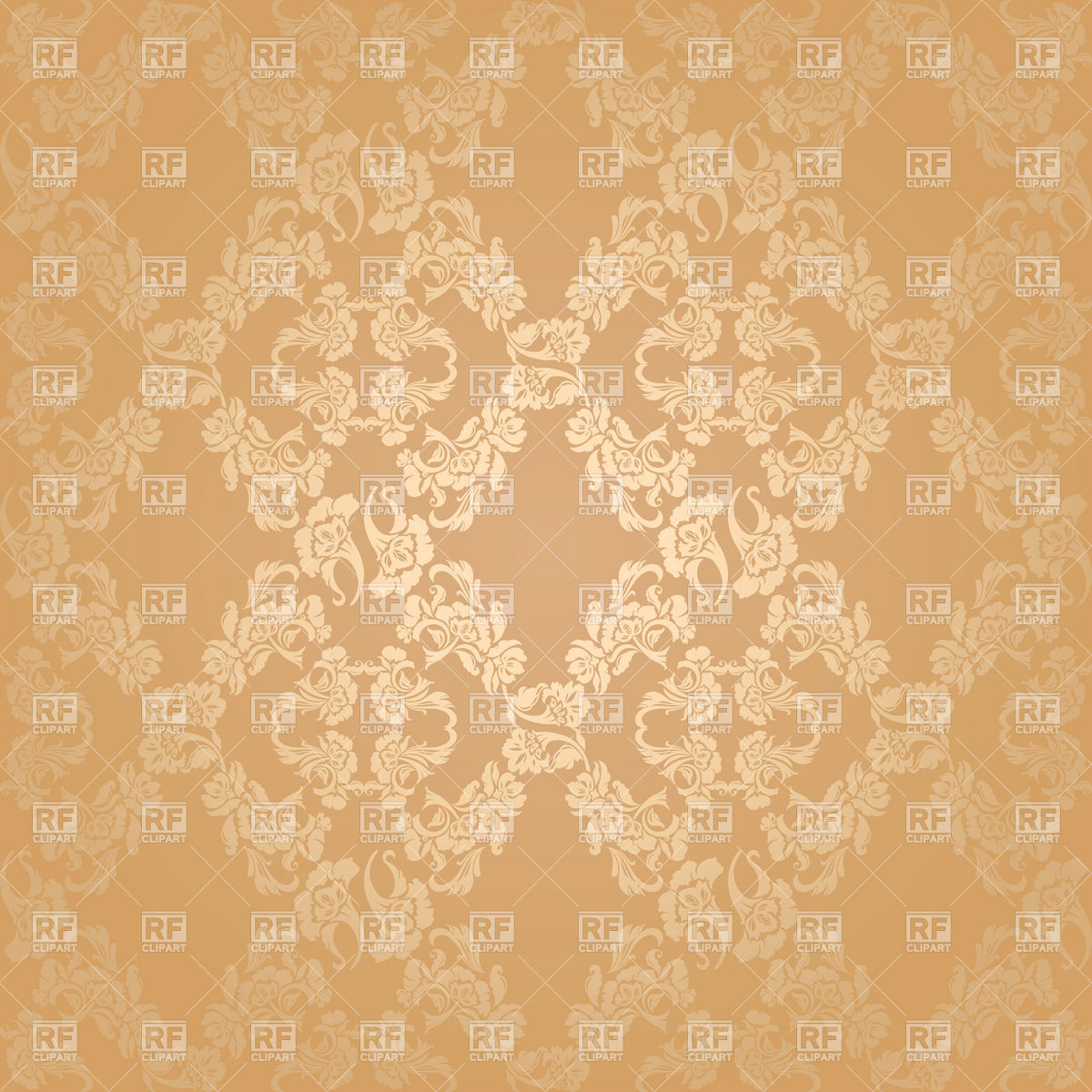 floral wallpaper victorian textile pattern 18835 vector cliparthtml 1200x1200