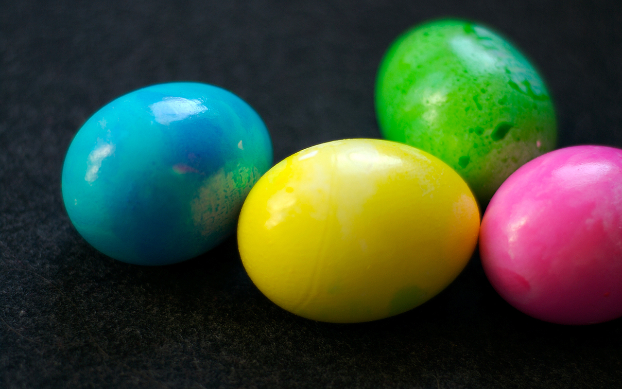 Easter 2013 Free Hd Wallpapers Eggs 04jpg 1280x800