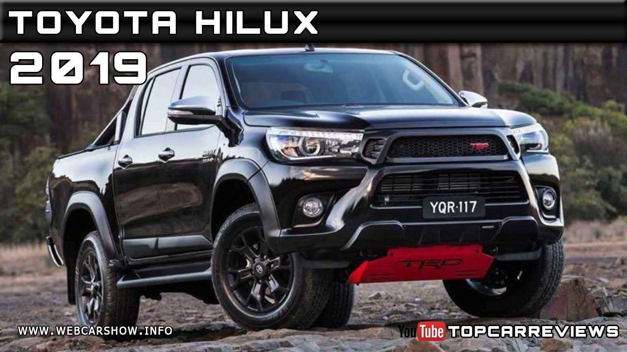 2019 Toyota Hilux Usa Wallpaper   Car Review Car Review 1280x720