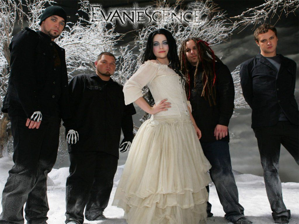 Evanescence 2015 Wallpapers 1024x768