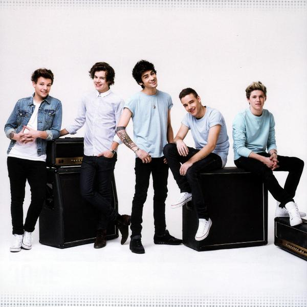 One Direction 600x600