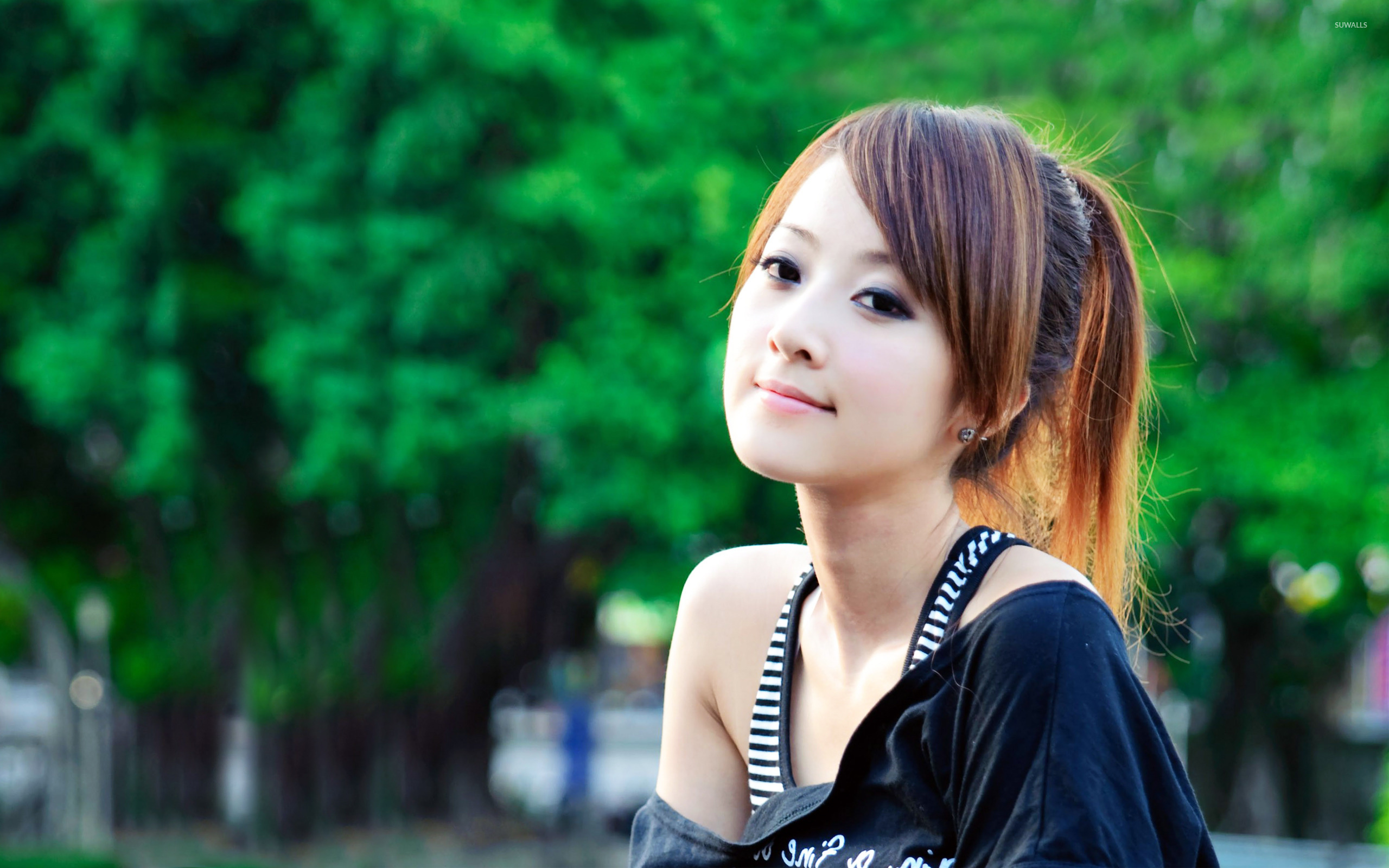 Mikako Zhang Kaijie [4] wallpaper   Girl wallpapers   13463 2560x1600