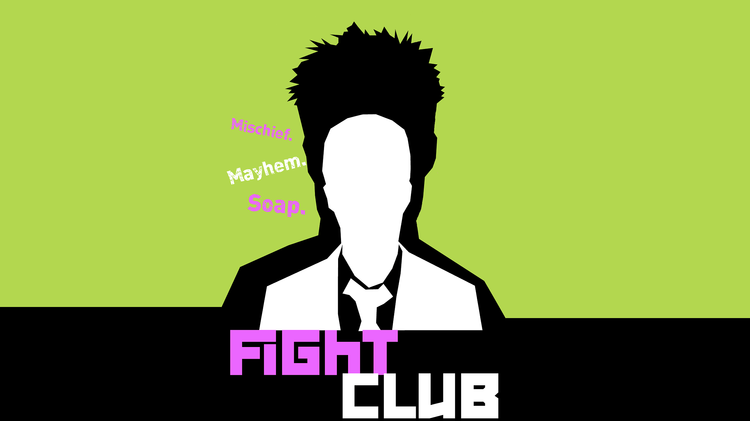 Fight Club Movie Wallpapers 2560x1440