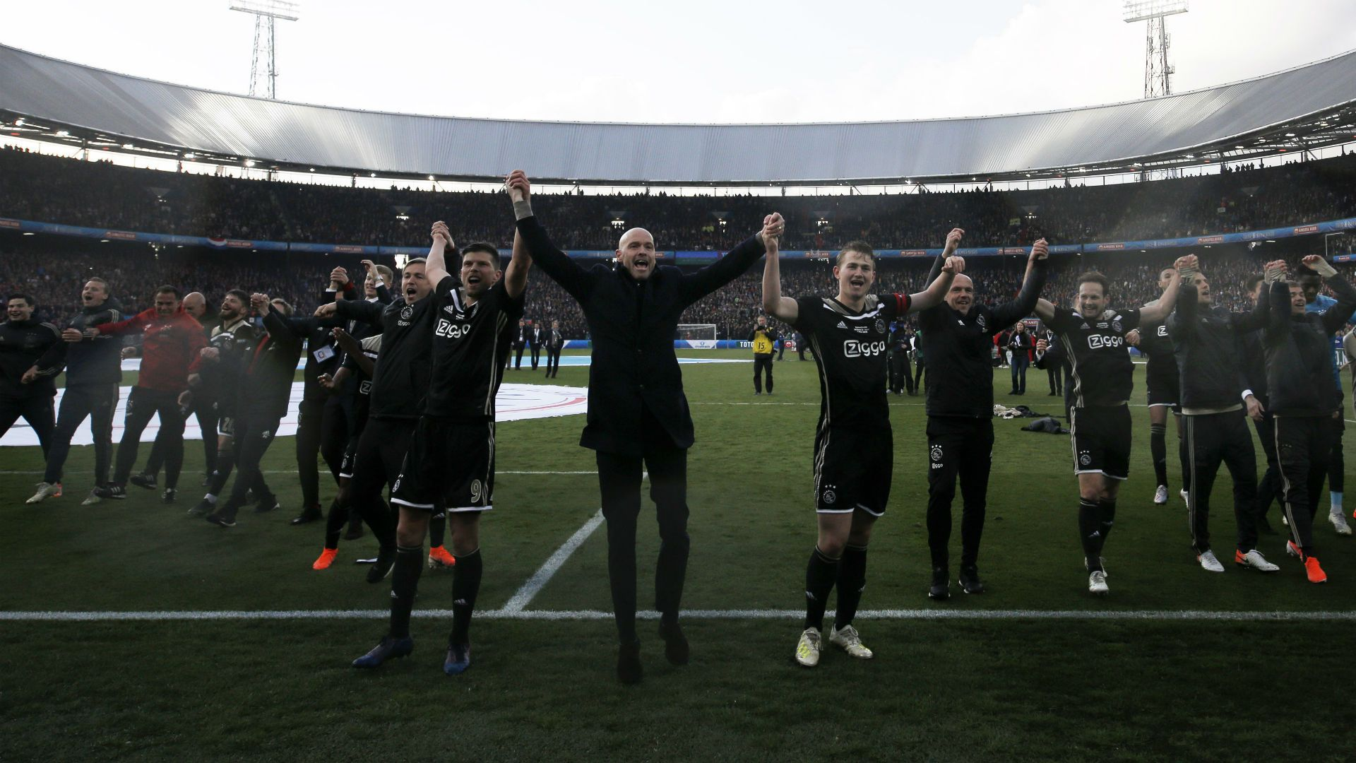 Ajax want more after KNVB Beker glory   Ten Hag 1920x1080