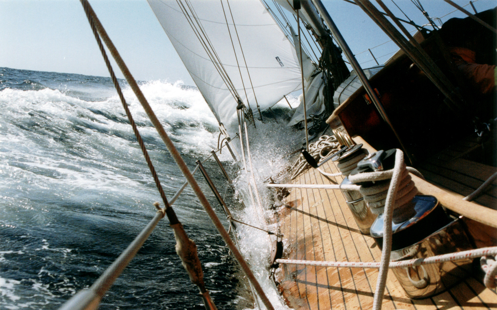 hungry for sailboat wallpaper - photo #30