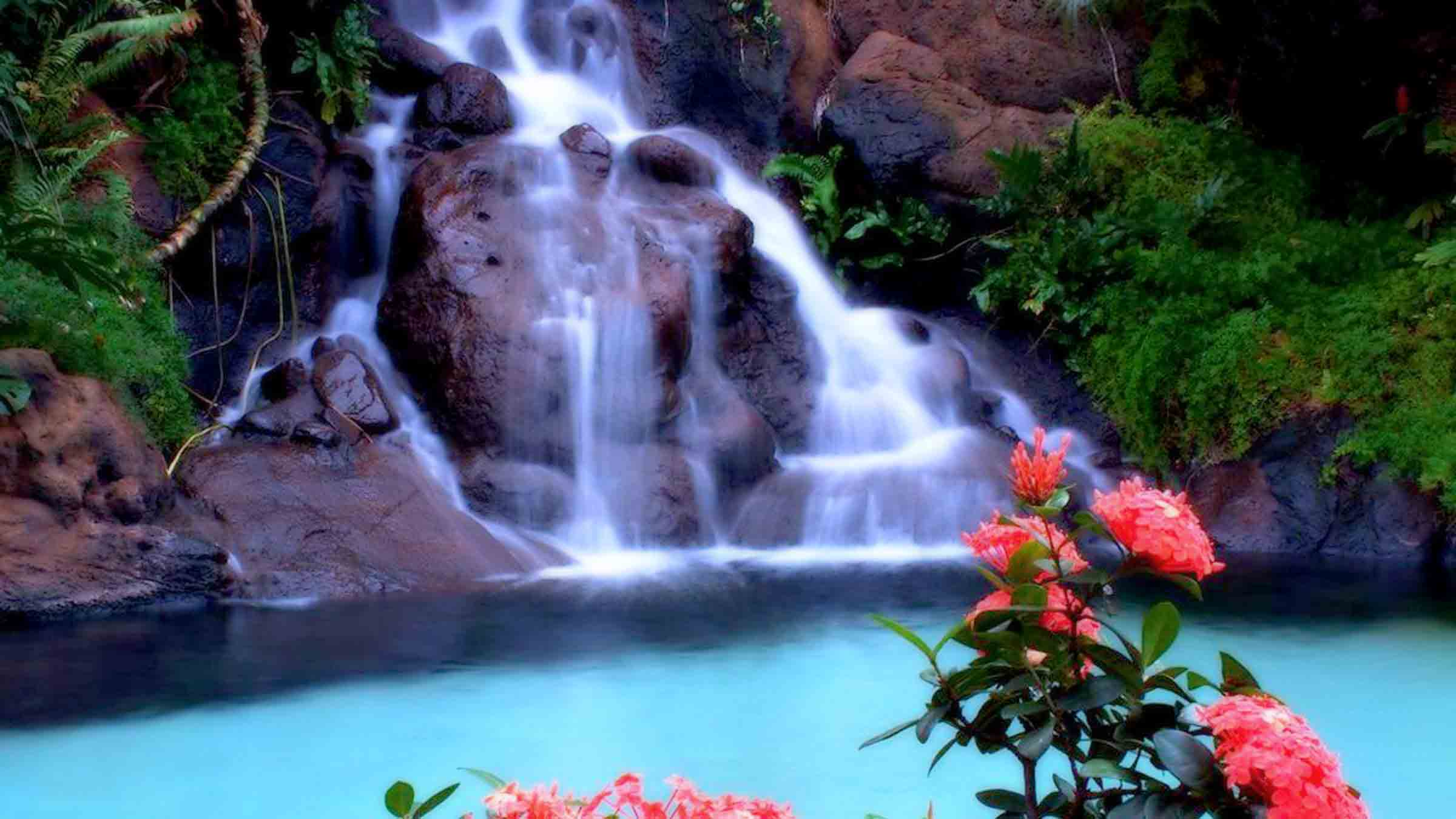 waterfall wallpapers high resolution - photo #36