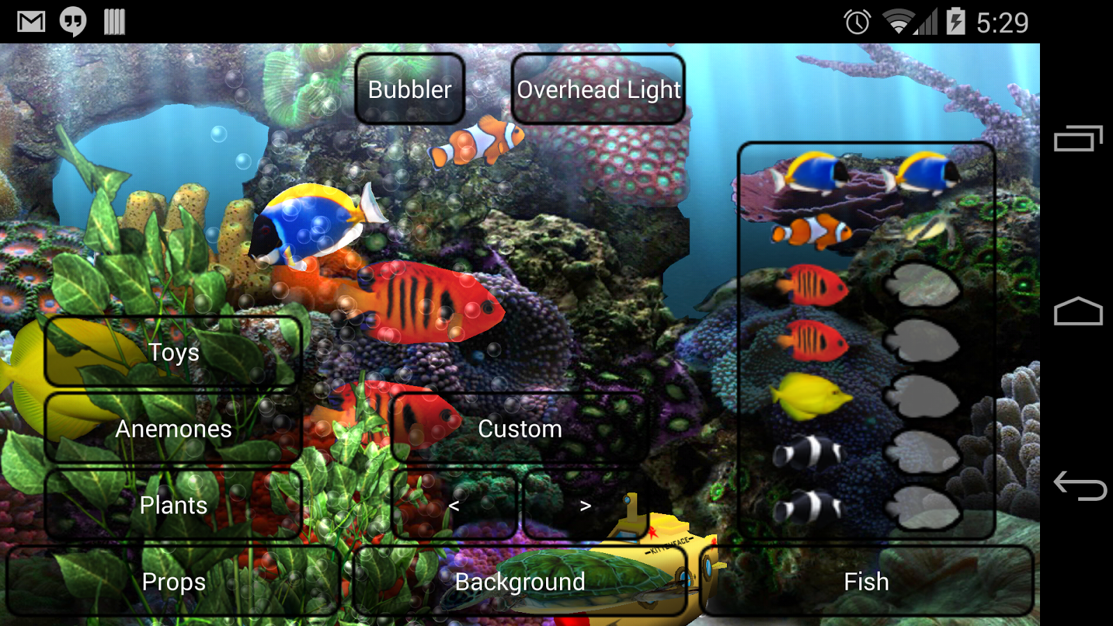 Aquarium Live Wallpaper   Android Apps on Google Play 1600x900