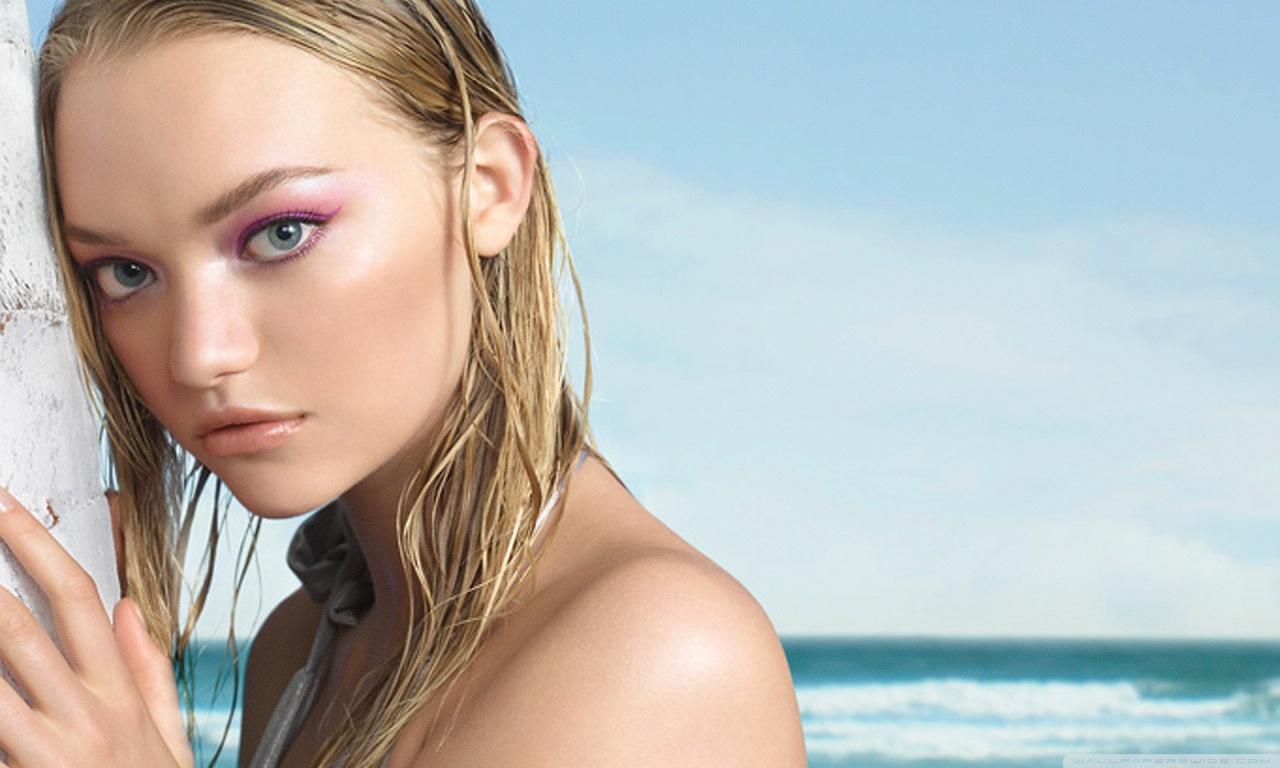 Gemma Ward 4K HD Desktop Wallpaper for 4K Ultra HD TV Tablet 1280x768
