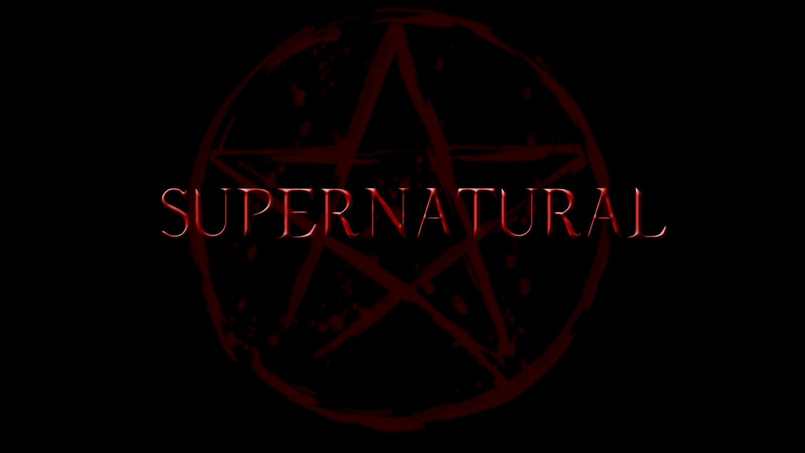 Supernatural Wallpaper 1600x900 Supernatural 1600x900