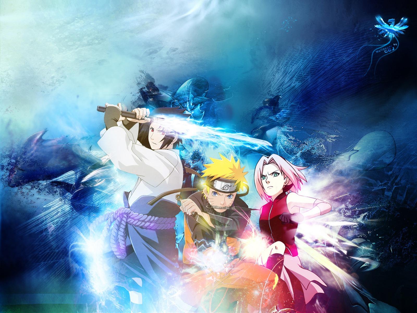 50 ] Naruto HD Wallpapers For Desktop On WallpaperSafari