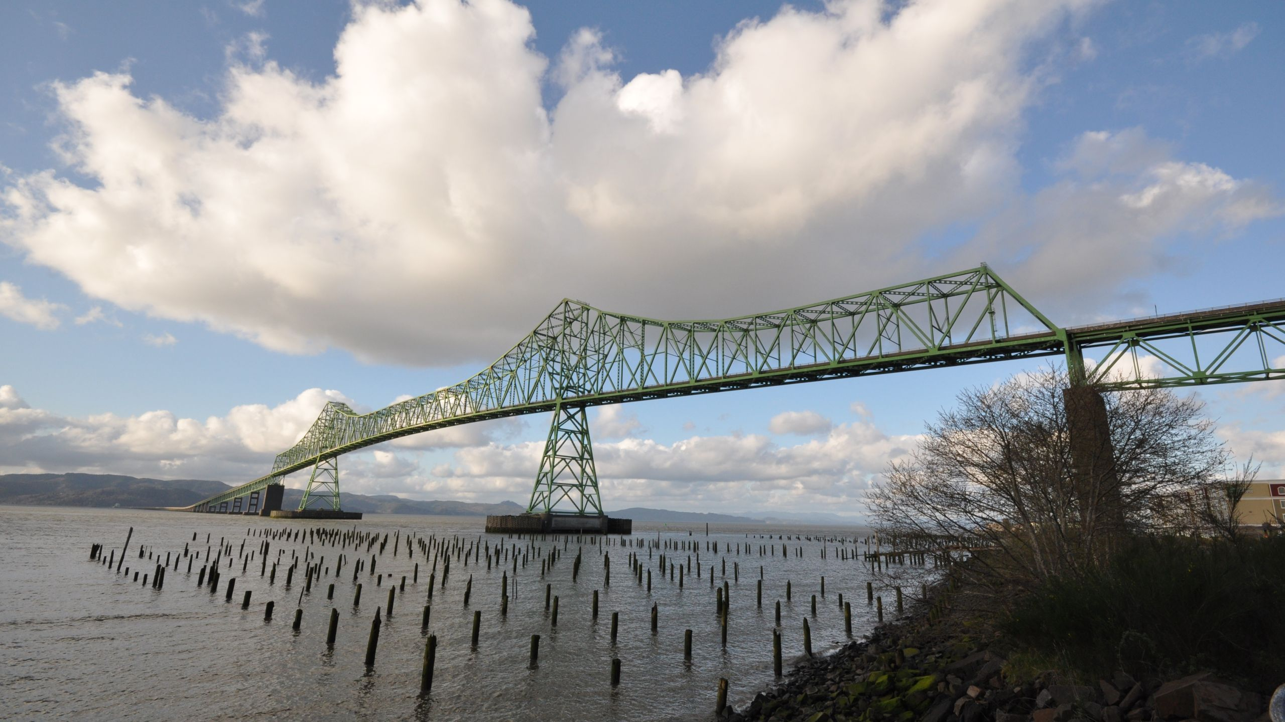 AstoriaMegler Bridge HD Wallpaper Background Image 2560x1440 2560x1440