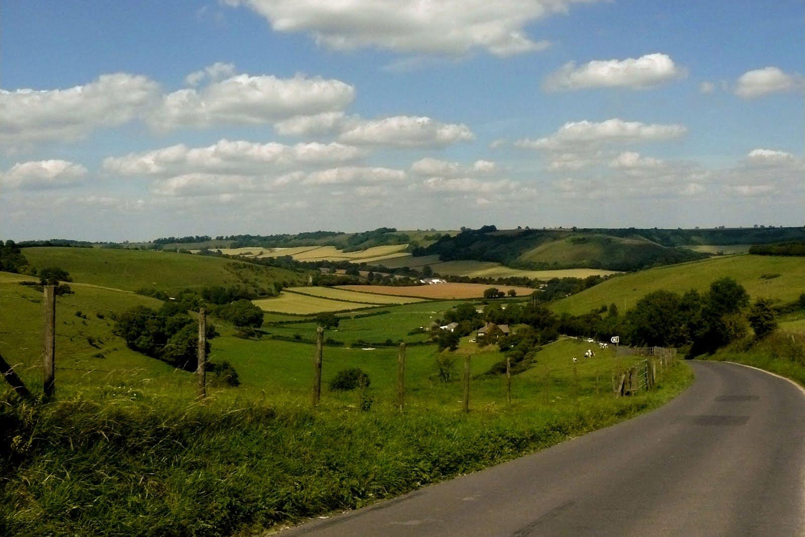 English Wallpaper British Countryside DiyMidcom 1600x1067