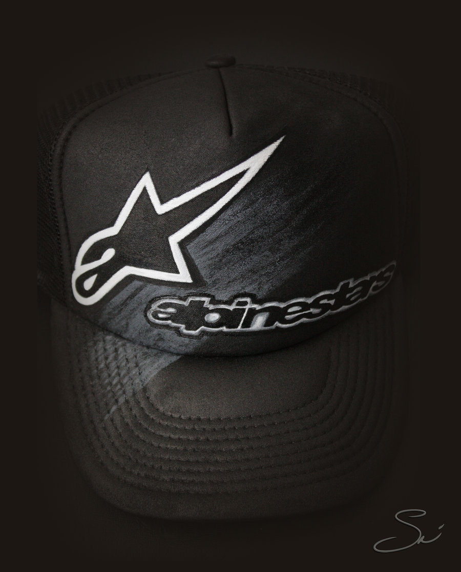 Alpinestars Cap by Wind Sai 900x1117