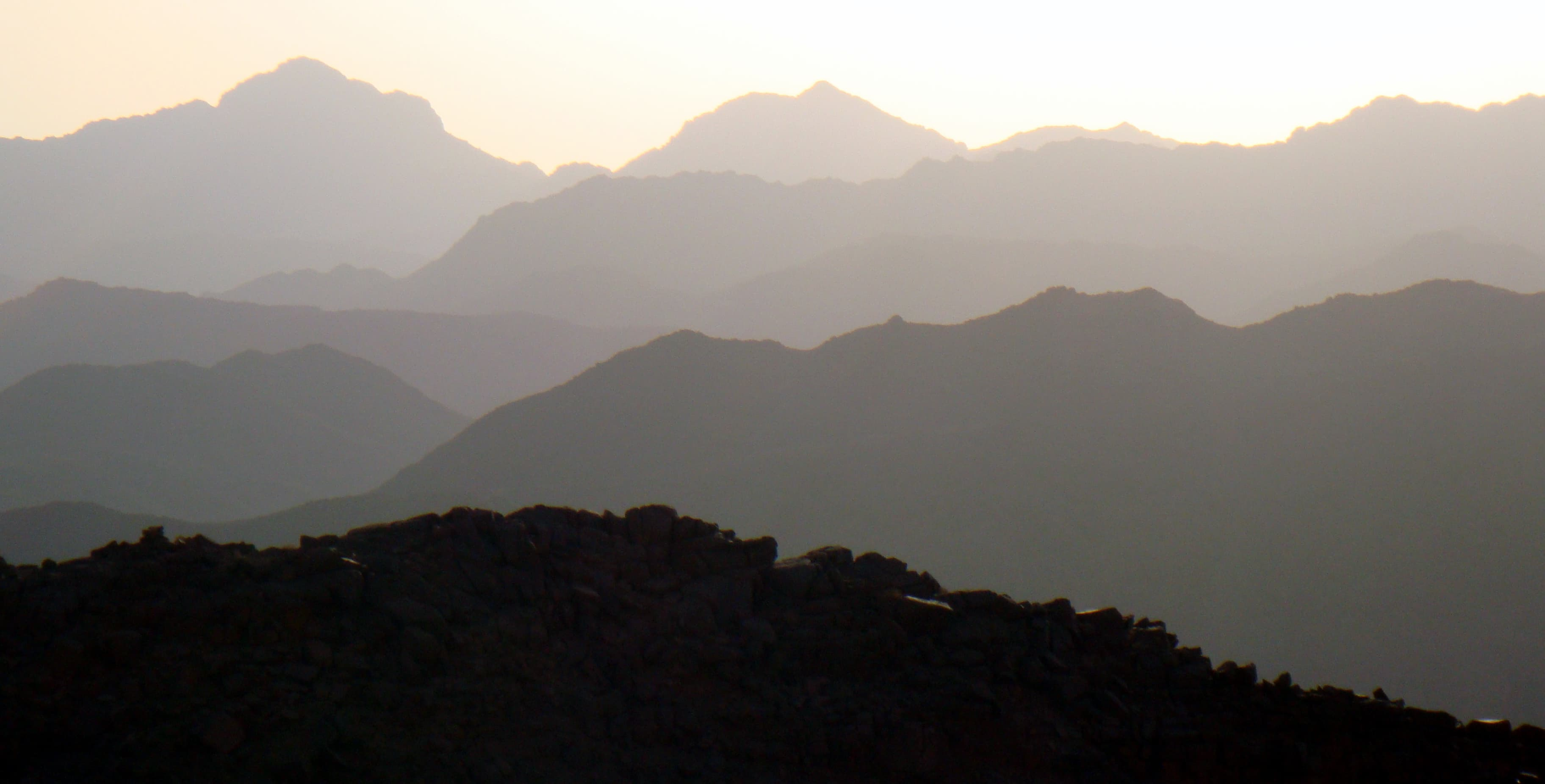 Mount Sinai Wallpapers 3648x1852