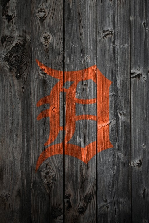 Detroit Tigers Iphone Wallpaper sports stuff Pinterest Detroit 512x768