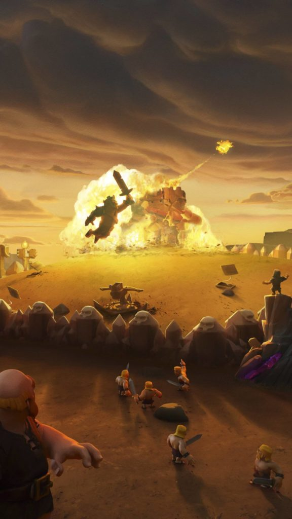 Clash of clans Clash Achievery Wallpapers Coc Wallpapers 576x1024