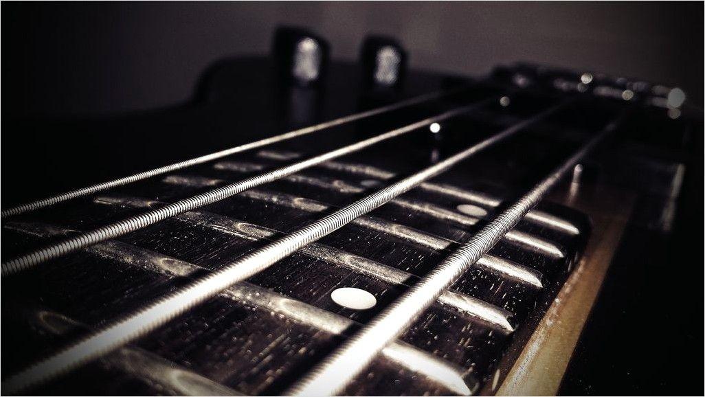 4k Bass Guitar Wallpaper Bass guitar Guitar Bass 1026x578