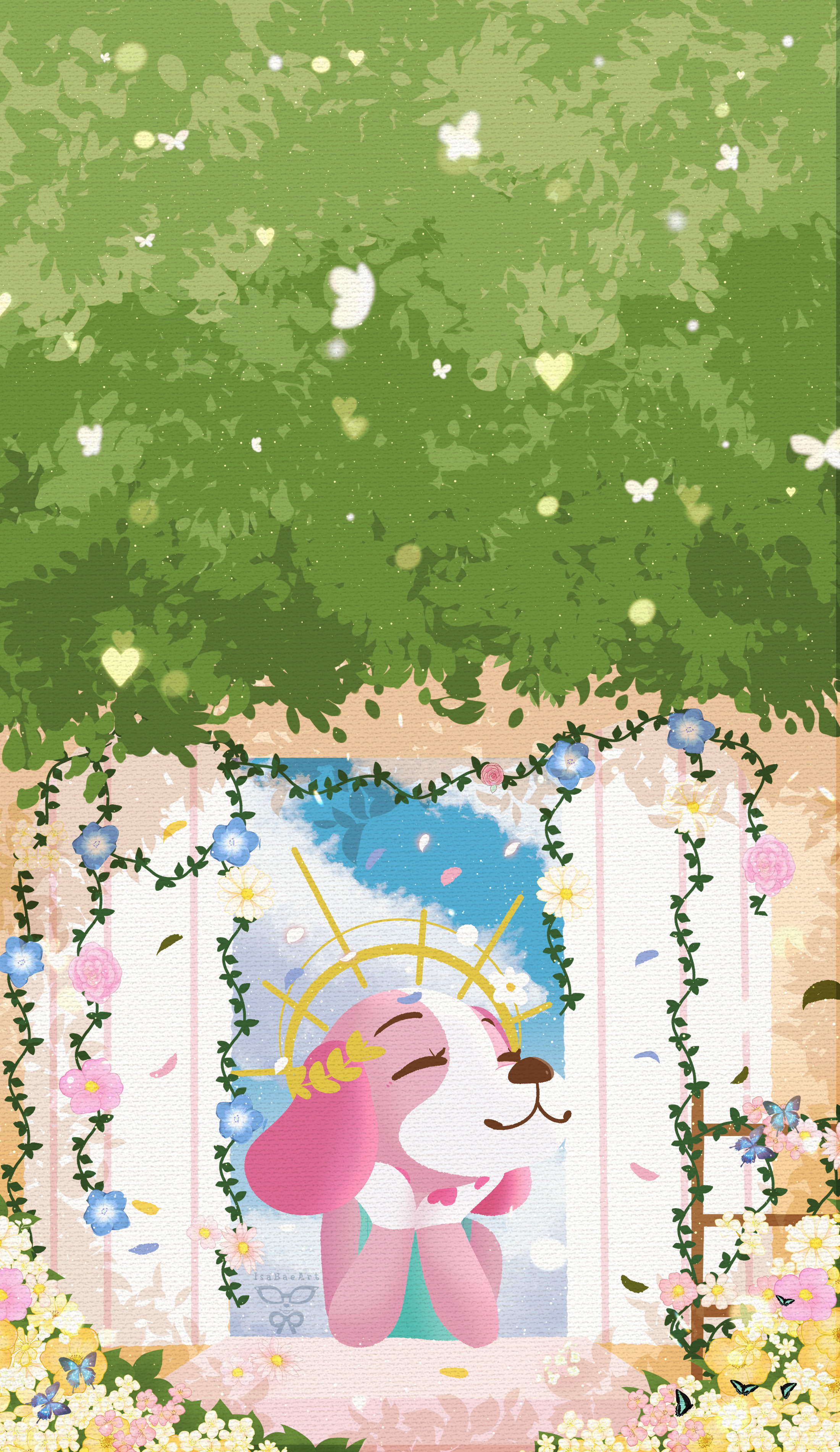 Aesthetics with Cookie   Another phone Wallpaper 2200x3800