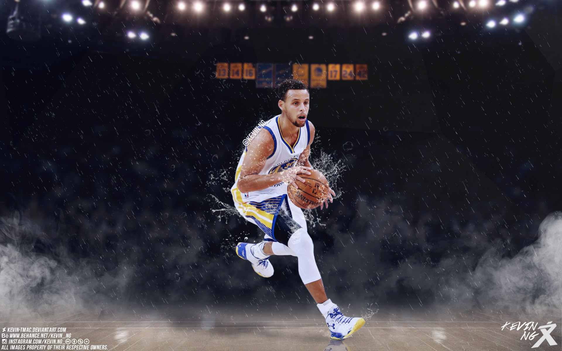 Stephen Curry Wallpaper HD 2016 1920x1200
