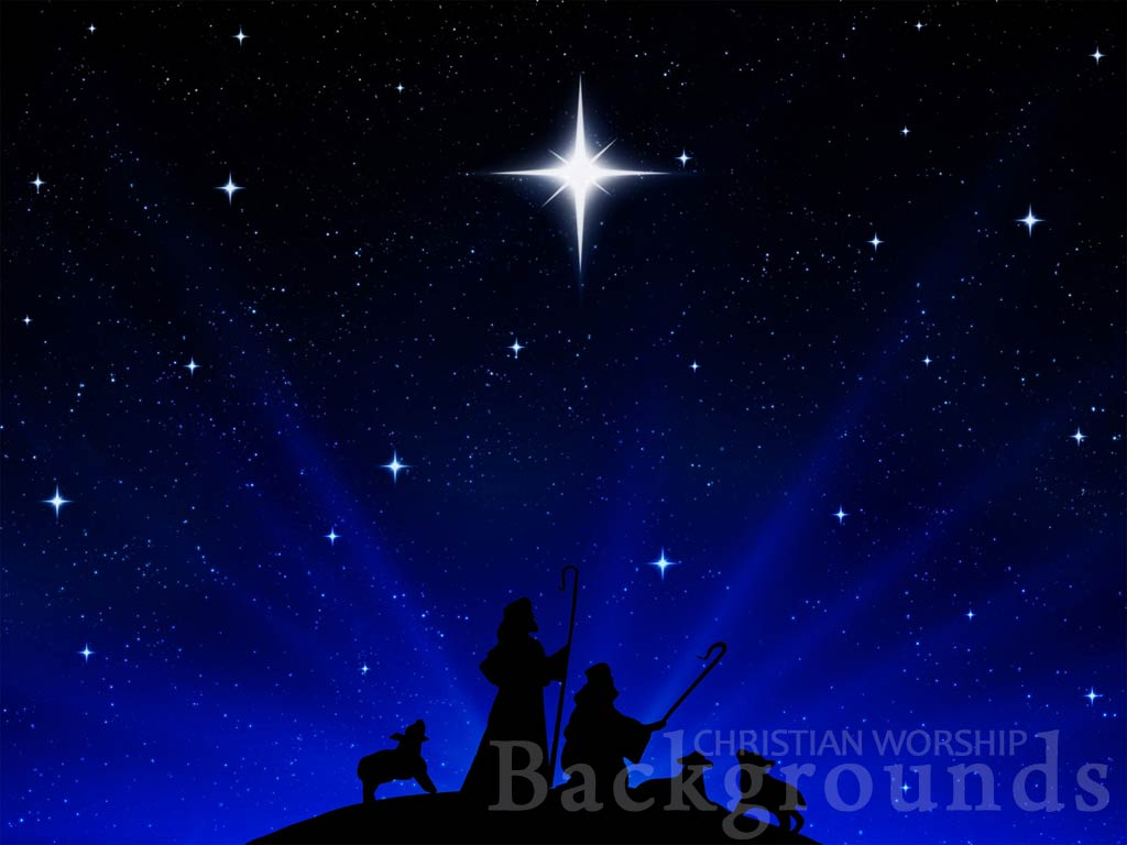 Best 10 Christmas Backgrounds Religious 1024x768