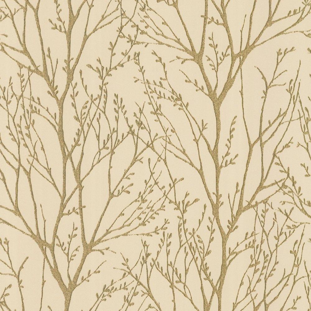 ... Wallpaper™ › I Love Wallpaper™ Shimmer Wallpaper Metallic Gold